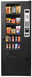 GF-19 Snack / Candy and Snack Vending Machines 19 Selections