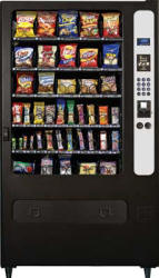 HR-40 Electrical Snack Vending Machine