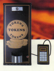 American Changer AC250 Token Dispenser