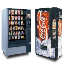 vending machine for lease