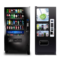 soda machine sales
