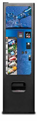 BC-6 / CB 300 Stand Alone Soda Vending Machine